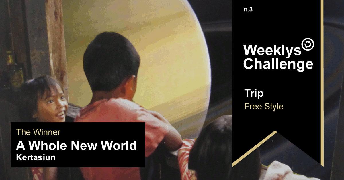Winner Trip creativechain